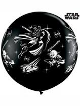 Star Wars 3ft Latex Balloons 2pk