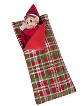 Christmas Patterned Elf Sleeping Bag