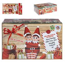 Elves Behavin' Badly Christmas Eve Elf Box - Large