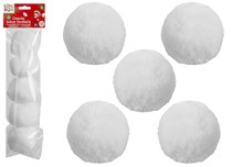 Christmas Indoor Snowballs 5 Pack
