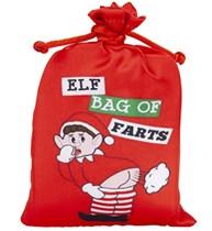 Christmas Elf Bag Of Farts