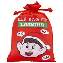 Christmas Elf Bag Of Laughs