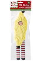 Christmas Elf Banana Outfit
