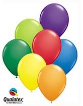 "11"" Carnival Assorted Latex Balloons - 25pk"