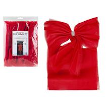 Luxury DIY Red Door Bow