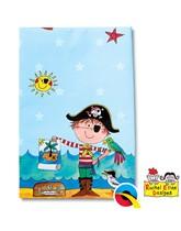 Rachel Ellen Pirate Plastic Tablecover