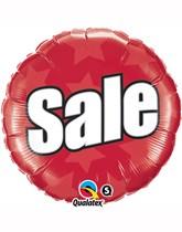 "Sale 18"" Foil Balloon"