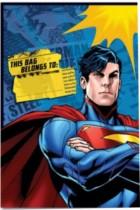 Superman Loot Bags 8pk
