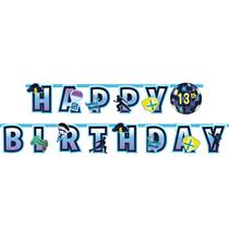 Battle Royal Happy Birthday Add An Age Banner