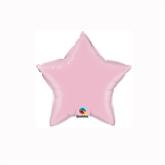 "Pearl Pink 4"" Star Foil Balloon"