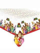 Super Mario Plastic Tablecover