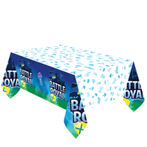 Battle Royal Paper Party Tablecover