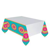Diwali Plastic Tablecover