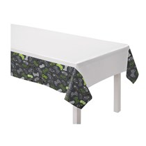Level Up Paper Party Tablecover