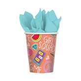 Selfie Celebration Paper Cups 8pk