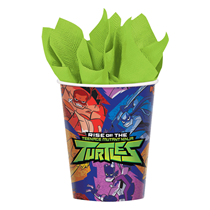 Teenage Mutant Ninja Turtles Party Paper Cups 8pk