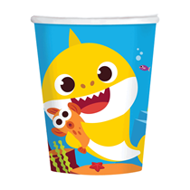 Baby Shark Party Paper Cups 8pk