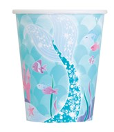 Mermaid Party 9oz Paper Cups