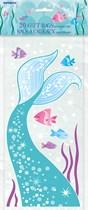 Mermaid Party Cello Bags 20pk