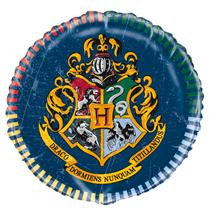 "Harry Potter Hogwarts Crest 18"" Foil Balloon"