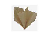 Metallic Gold Tissue Paper Sheets 5pk