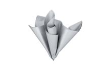 Metallic Silver Tissue Paper Sheets 5pk