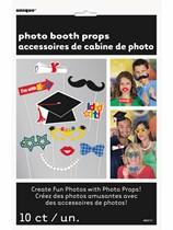 Graduation Photo Props 10pk