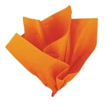 Orange Tissue Paper Sheets 10pk