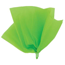 Lime Green Tissue Paper Sheets 10pk