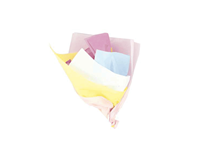 Pastel Assorted Tissue Paper Sheets 10pk