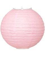 Lovely Pink Hanging Paper Lantern