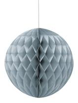 Silver Hanging Honeycomb Decoration