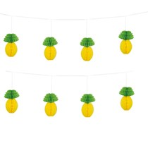 Pinnaple honeycomb party garland