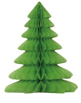 Honeycomb Christmas Tree Decoration