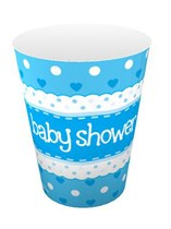 Baby Shower Blue Cups 8pk