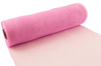 Eleganza Light Pink Deco Mesh 25cm x 9.1m (10yds)