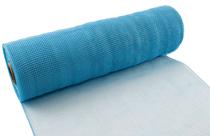 Eleganza Light Blue Deco Mesh 25cm x 9.1m (10yds)