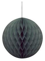 Black Hanging Honeycomb Decoration