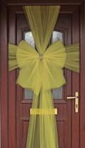 Gold Eleganza Door Bow