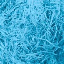 Large 1kg Bag Light Blue Shredded Tissue
