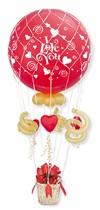 "24"" White Balloon Net Only"