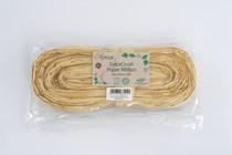 DecoCrush Natural Paper Ribbon 20m