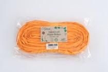 DecoCrush Orange Paper Ribbon 20m