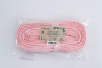 DecoCrush Light Pink Paper Ribbon 20m