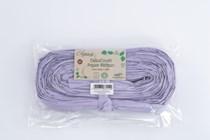 DecoCrush Lavender Paper Ribbon 20m