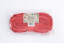 DecoCrush Red Paper Ribbon 20m