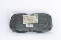DecoCrush Black Paper Ribbon 20m