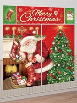 Magical Merry Christmas Wall Decorating Kit