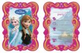 Frozen Party Invitations - 6pk