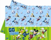 Mickey Mouse 'Goal' Plastic Tablecover